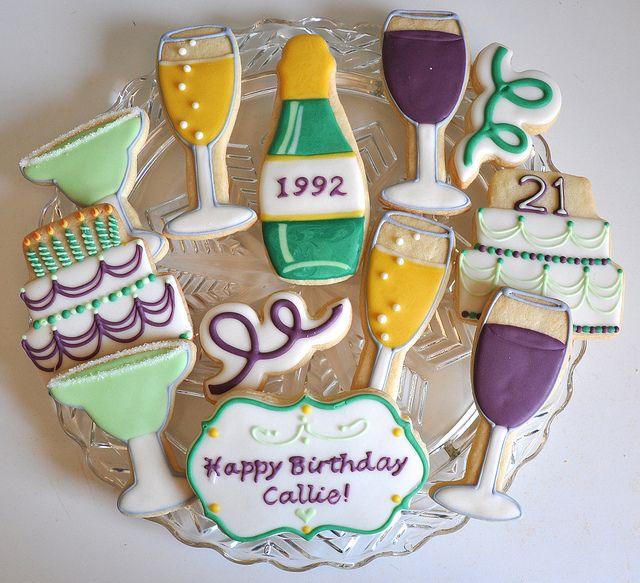 Best 25+ 21st Birthday Cakes Ideas On Pinterest