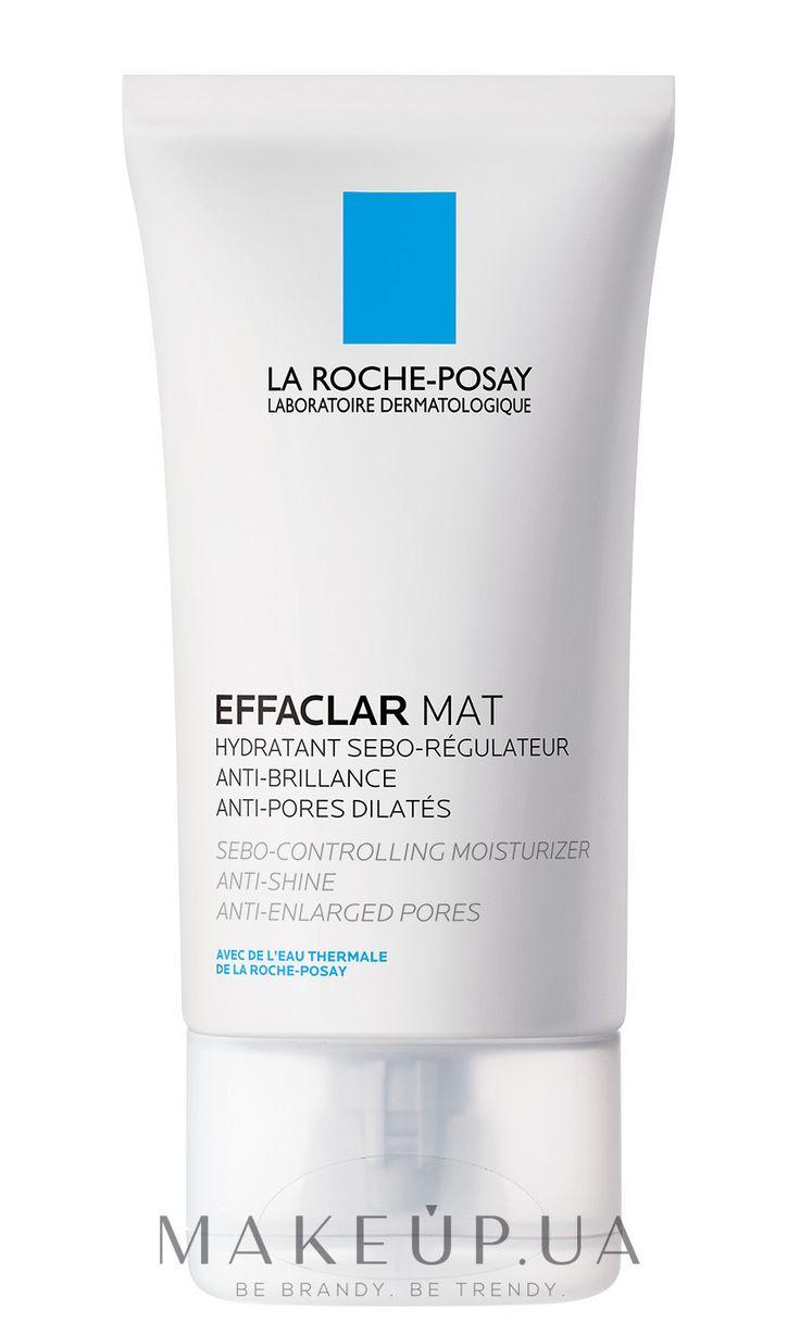 Увлажняющая эмульсия Effaclar MAT – это инновационное средство от косметического бренда из Франции La Roche-Posay, разработанное для регулирования производства кожного себума и длительного матирования кожи. Эмульсия идеально подойдет для проблемной и склонной к чрезмерной жирности кожи, которая обладает повышенной чувствительностью, нуждается в интенсивном увлажнении и усовершенствовании...