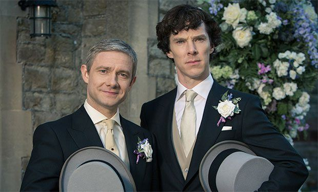 Benedict Cumberbatch and Steven Moffat among stars named in the Queen's Birthday Honours List