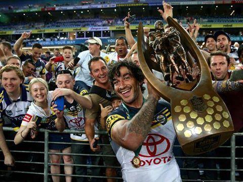 Jonathan Thurston, North Queensland Cowboys, Australia RL.