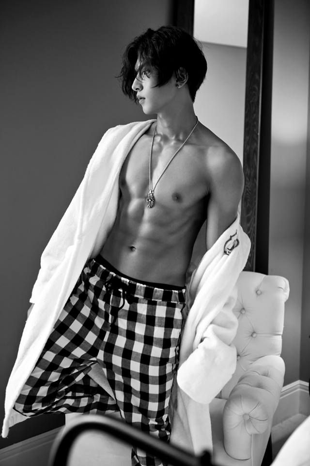 U-KISS for Mono Scandal / KISEOP~~~~~Wait...wait......OMG. KISEOP. WHY FOR YOU BREAK ME?