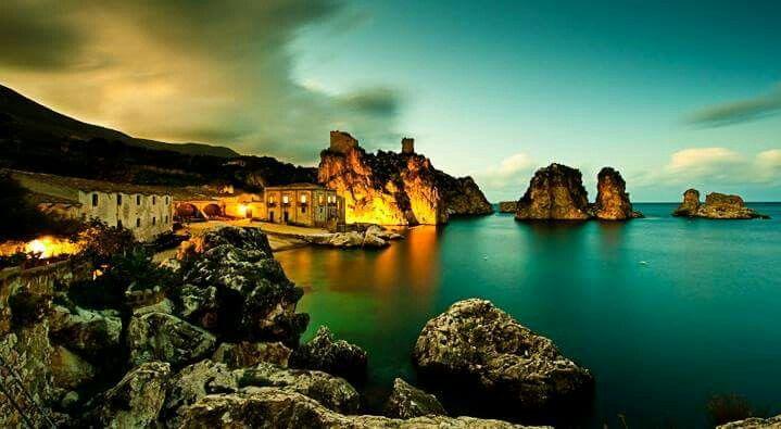 Scopello,  Sicilia