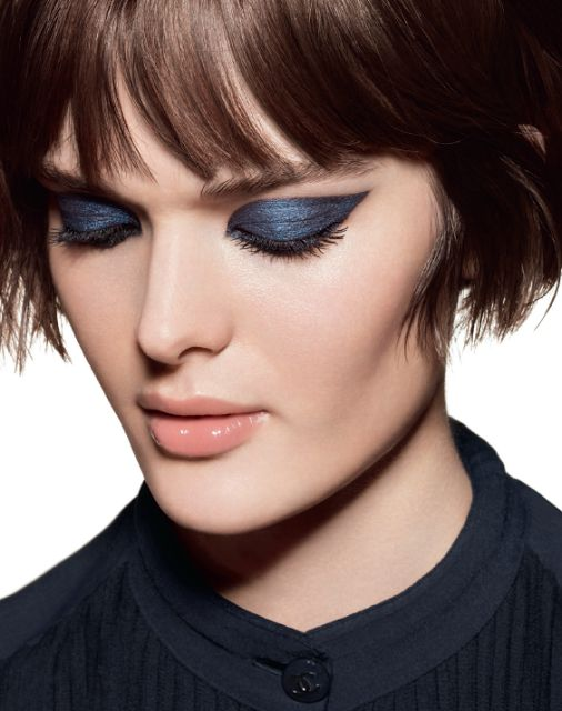 Pixiwoo.com: Chanel Collection Blue rhythm de Chanel