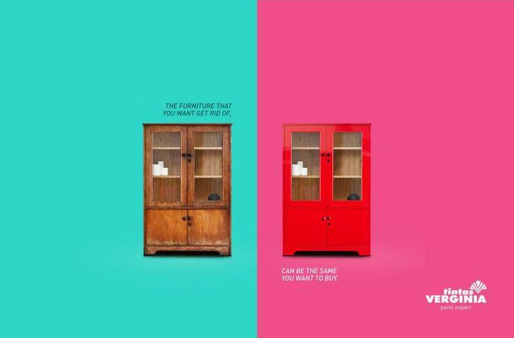 Tintas Verginia: Cupboard
