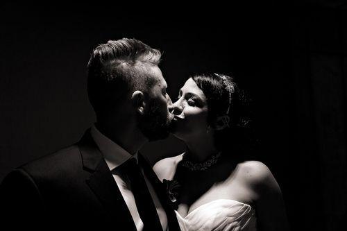 Lily and Rob: Toronto City Hall & Mercatto Wedding — Damion Rae Photography #blackandwhite #wedding