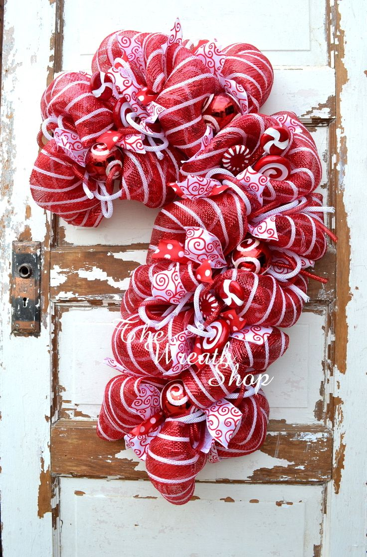 17 Best Images About Christmas Wreaths On Pinterest
