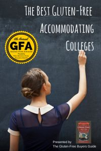 Best Gluten Free Colleges  The Awards