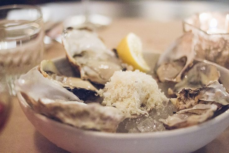 Oysters Blackbird Public House - Donnelly Group http://lunchwithluch.com/