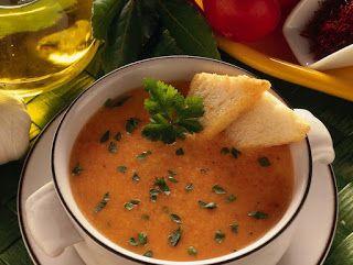 Il-Trafiletto: Zuppa di granchio femmina She-crab soup