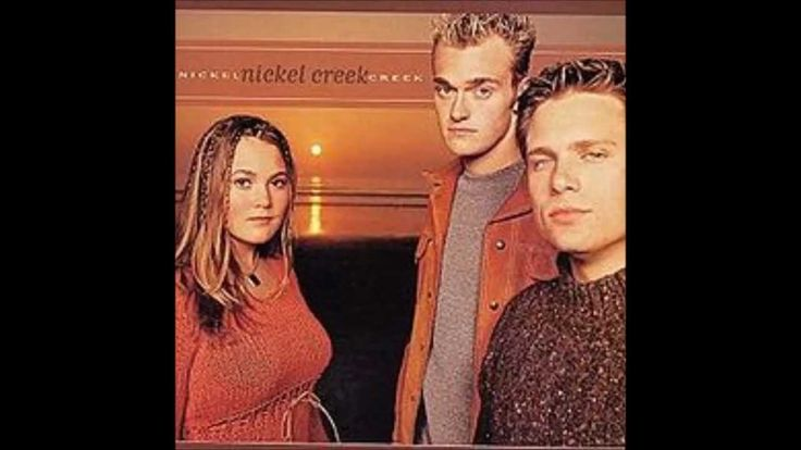 Nickel Creek - Sweet Afton--a poem written by the great Scottish poet, Robert Burns, set to music. #Scottish #music