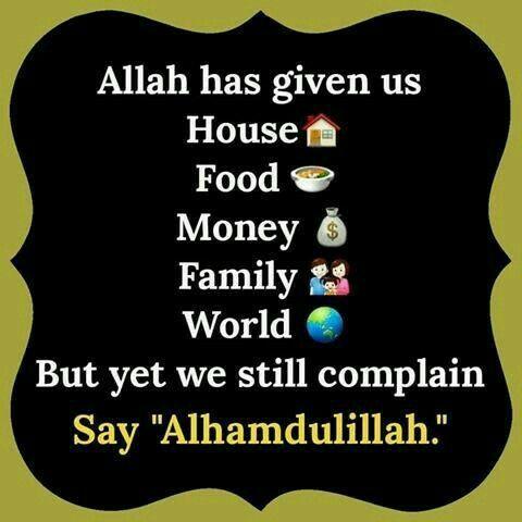 Alhamdulillah *