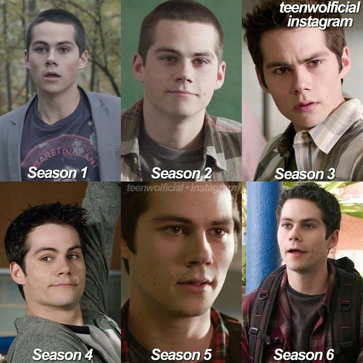 Still haven't caught up on Season 6. I saw the premiere, haven't seen anything since then. But Stiles is awesome!