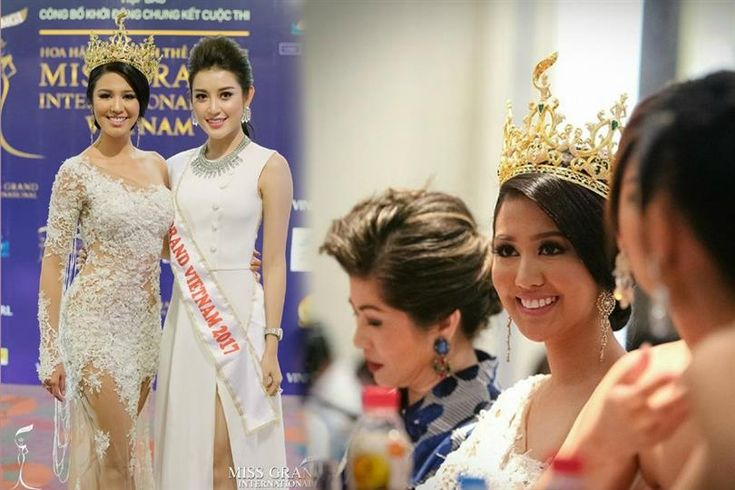 Miss Grand International 2017 Official Press Conference