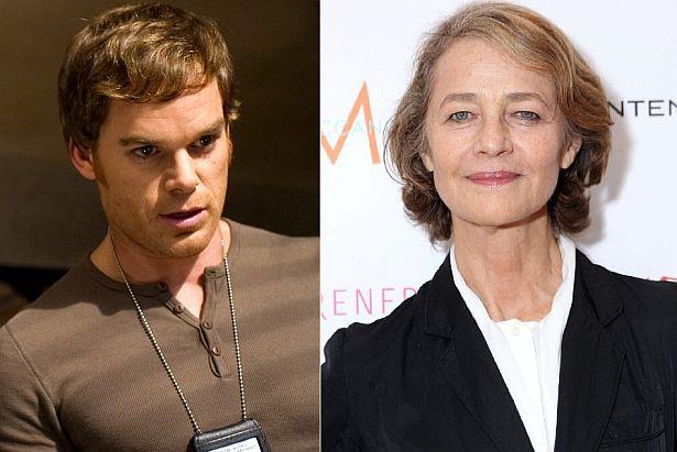 Dexter Full Cast | Dexter Season 8 Casting News - Charlotte Rampling Lands Key Role