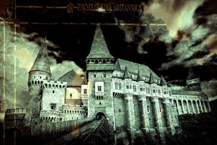 Castle Huniazilor. Romania
