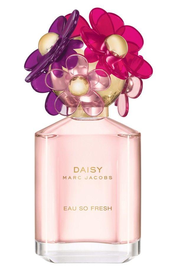 The perfect scent for spring | Marc Jacobs 'Daisy Eau so Fresh Sorbet' eau de toilette spray.