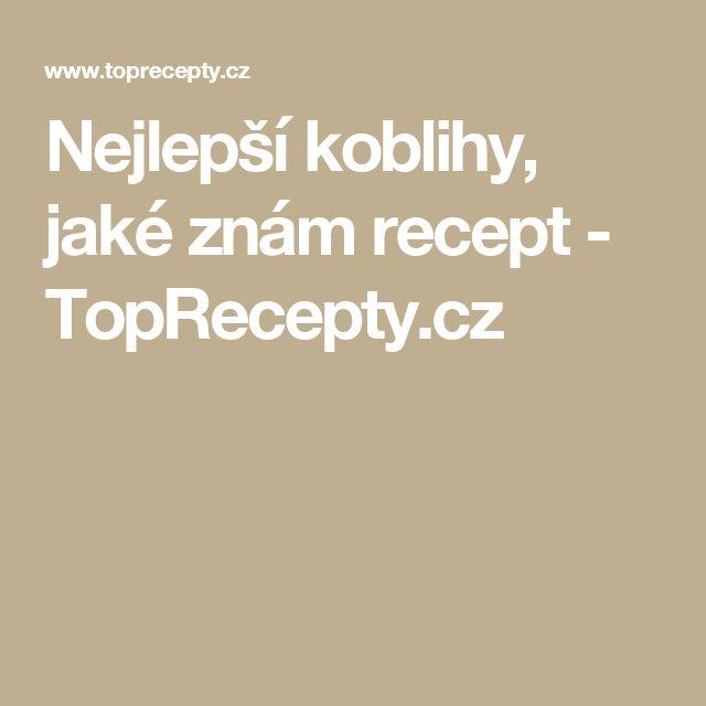 Nejlepší koblihy, jaké znám recept - TopRecepty.cz