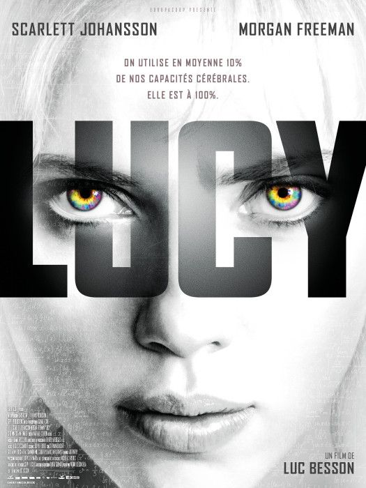 www.asitag.com | Interactive Movie Poster proposal for Lucy