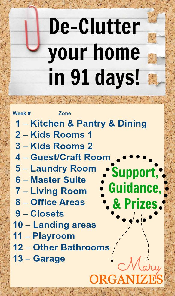 DeClutter Confessions Week 12 ~ Other Bathrooms ~ SuperMom Monday