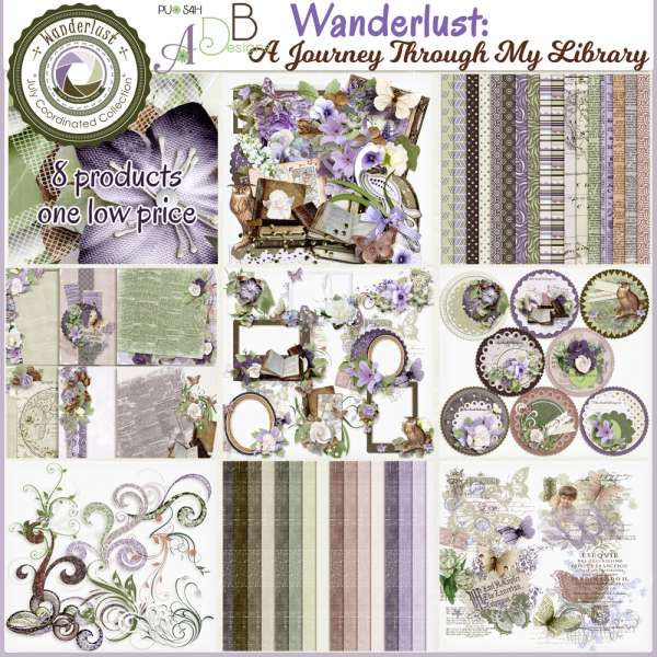 Collections :: Coordinated Collections :: Wanderlust :: Wanderlust Bundle