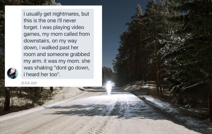 51 True Creepy Stories From Twitter That You...