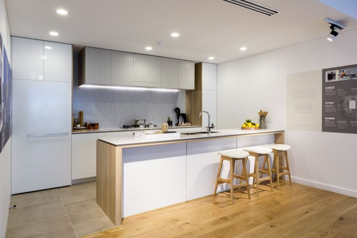 Substitute for marble - 'We are finding that customers in Sydney and Brisbane are selecting lighter tones such as Silestone in Blanco Zeus to brighten up their rooms, whilst Melbourne residents prefer darker tones such as Silestone in Cemento Spa to create sleek and contemporary spaces.'