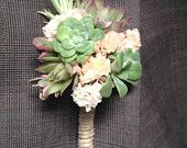 SALE Ready to ship 8 faux succulent and by bohemianbouquets