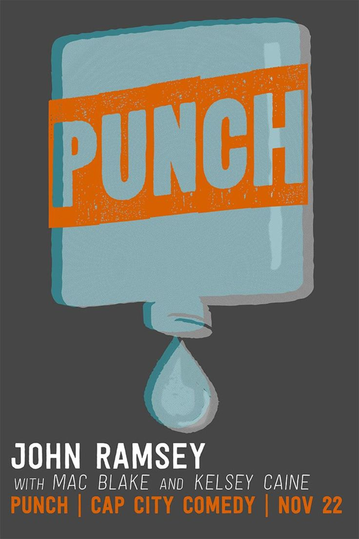PUNCH: Austin's Best Stand-up Comedy Show in Austin at Cap City