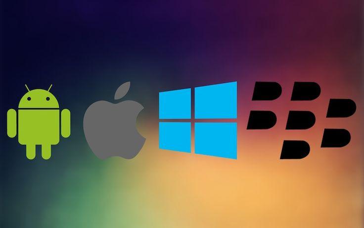 99,6% din noile smartphone-uri rulează iOS sau Android; Dispar încet Windows și Blackberry