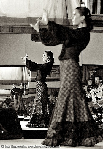Flamenco: a huge part of Spain's culture. Really enjoyed the Flamenco show we went to in Granada.
