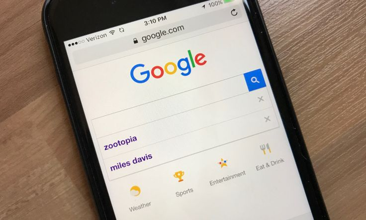 Google is today launching an update foriOS users that will make it easier to find media content - like TV shows, movies and songs - on variousstreaming..