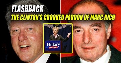 Without Warning the White House, the FBI Releases Marc Rich Investigation Files - http://conservativeread.com/without-warning-the-white-house-the-fbi-releases-marc-rich-investigation-files/