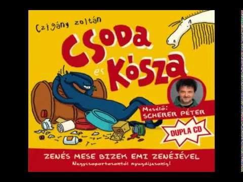 Czigány Zoltán - Bizek Emi: Csoda és Kósza a Közlekedési Múzeumban