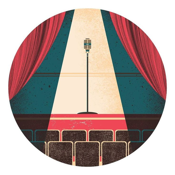 "Another of the editorial illustrations I created for the latest issue of @independentleeds This was for an article about events throughout the year titled ""That's Entertainment"". #design #illustration #illustrator #art #graphic #graphicdesign #colour #line #vectorillustration #illustrations #lighting #stage #illustrationart #graphicillustration #illustrationwork #independentleeds #leeds #editorial #magazine #spotlight #thatsentertainment #editorialillustration"