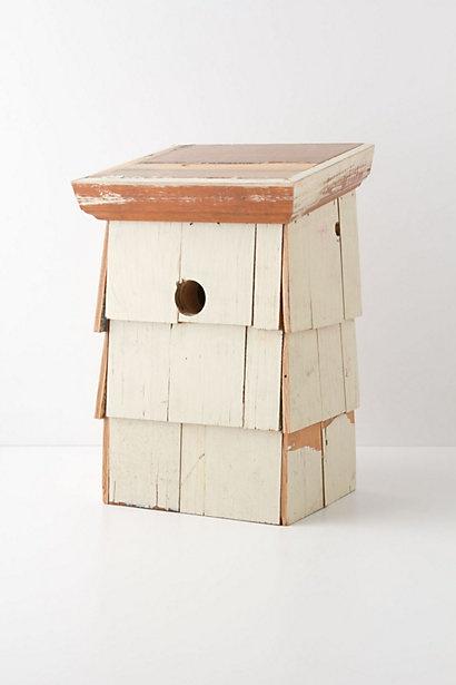 Reclaimed Row Home Birdhouse