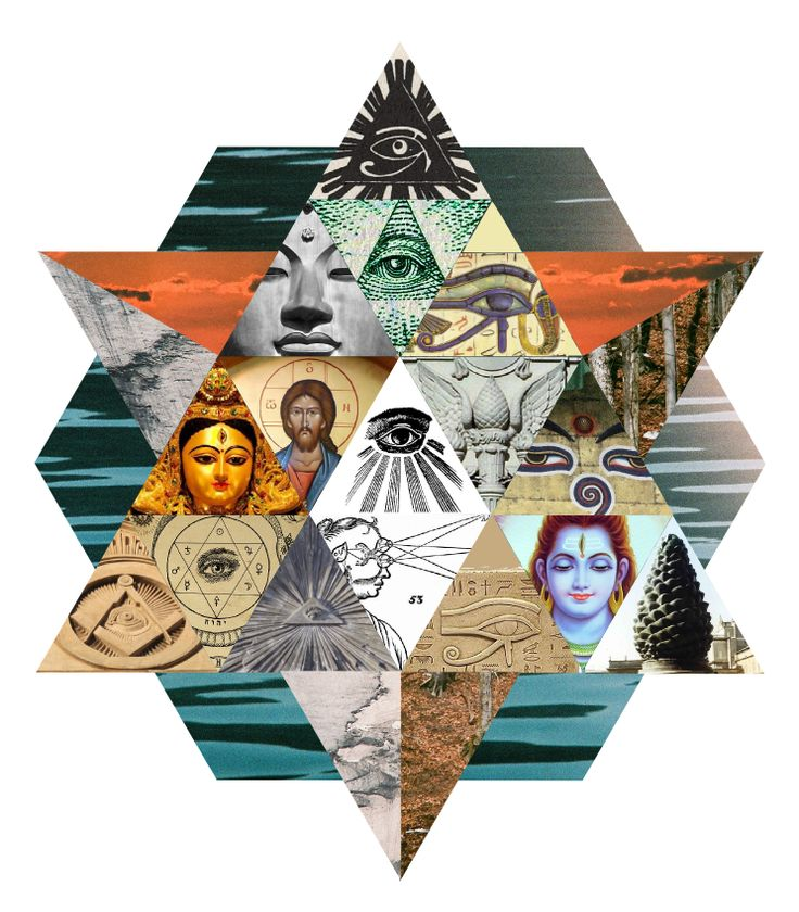 Art by eotm.info --> You Got Three Eyes.  Tags: merkaba, 64 vector equilibrium, pineal gland, third eye, the square and compass, egypt, alchemy, buddha, one dollar bill, krishna, vatican, sacred geometry.