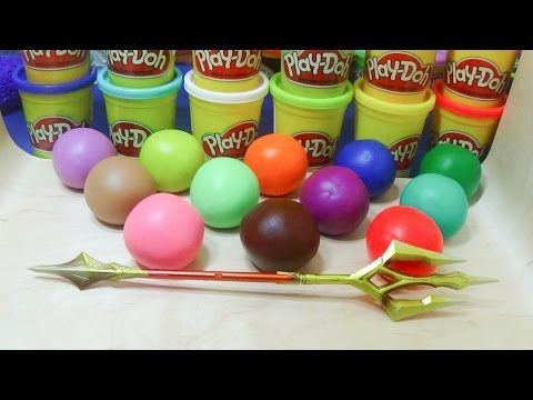 Play Doh Cakes, Play Doh Cookies, Play Doh Ice Cream, Play Doh Surprise Eggs, Play Doh Peppa Pig - YouTube