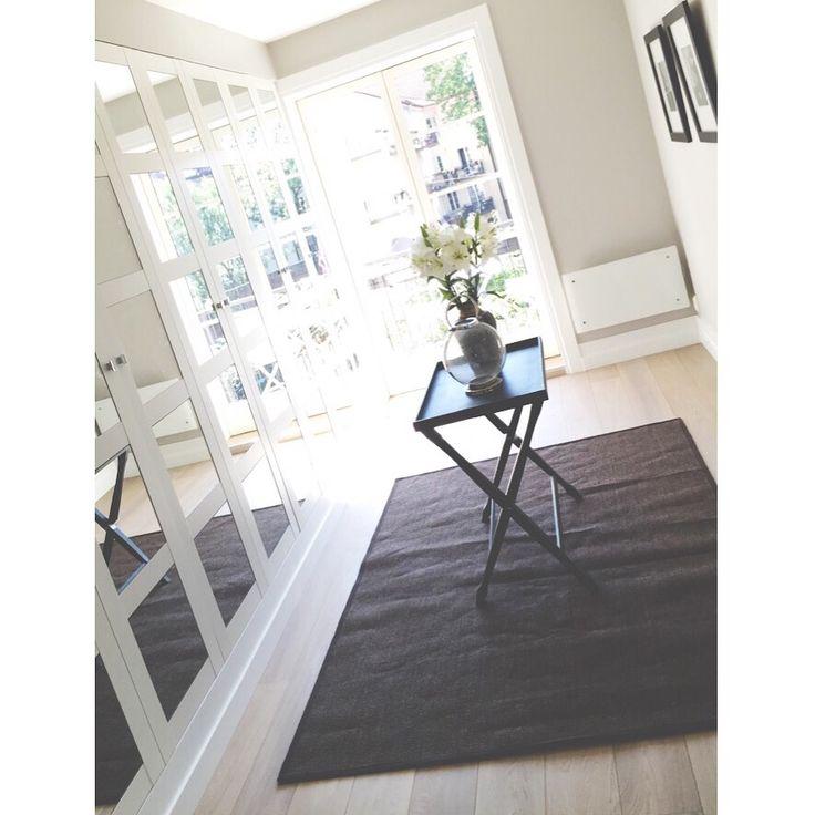 Wardrope with mirrors! #interior #design #walkincloseth #interiør #bolig #home