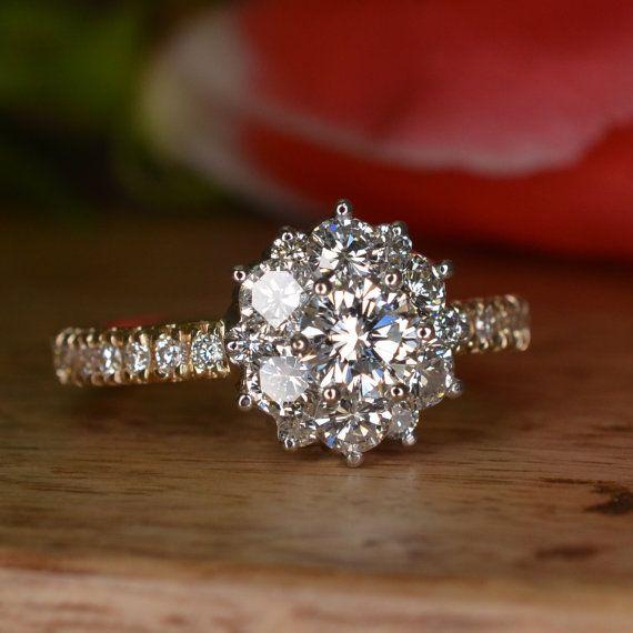 480 best Engagement Ring Bling images on Pinterest Rings