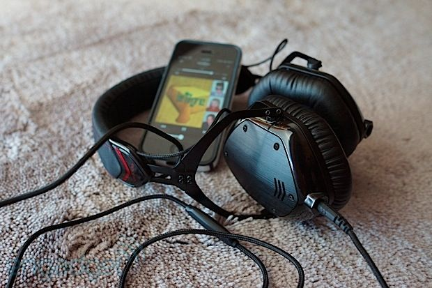 V-Moda's M-100 audiophile headphones get ready for mass production, we go ears-on