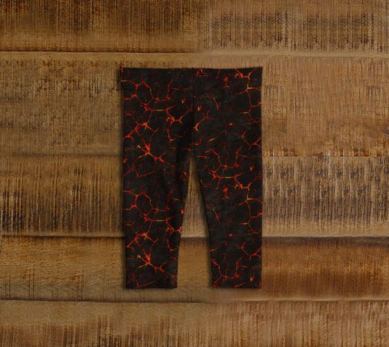 Breaking Lava Baby Leggings - Available Here: http://artofwhere.com/shop/product/73055