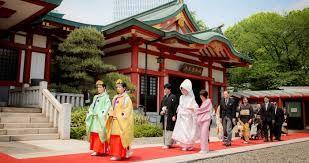 「日枝神社 結婚」の画像検索結果