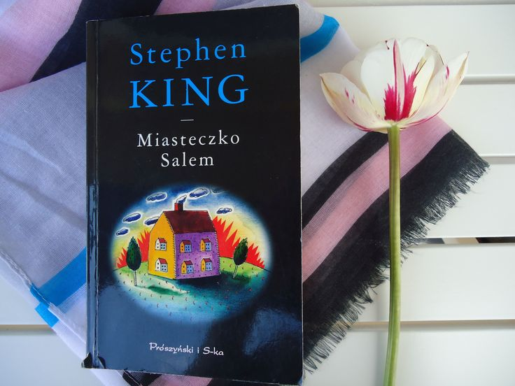 "Stephen King ""Miasteczko Salem"""