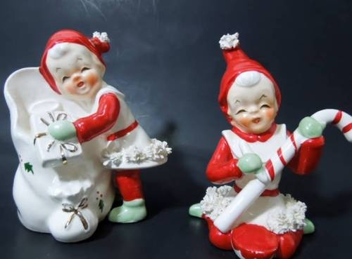 192 Best Vintage Christmas Elves Amp Pixies Images On