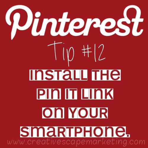 20 Pinterest Tips for Beginners and Small Business. www.creativescapemarketing.com