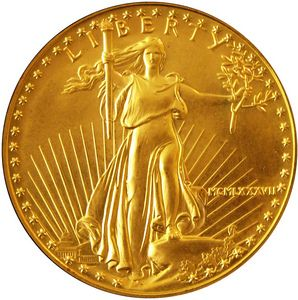 A Beautiful gold bullion coin- We Buy and sell these -