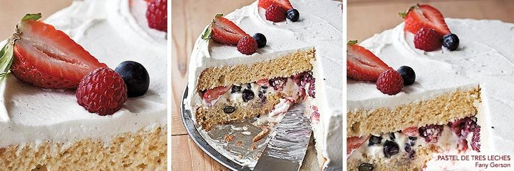 V37:  Pastel de Tres Leches (Tres Leches Cake)