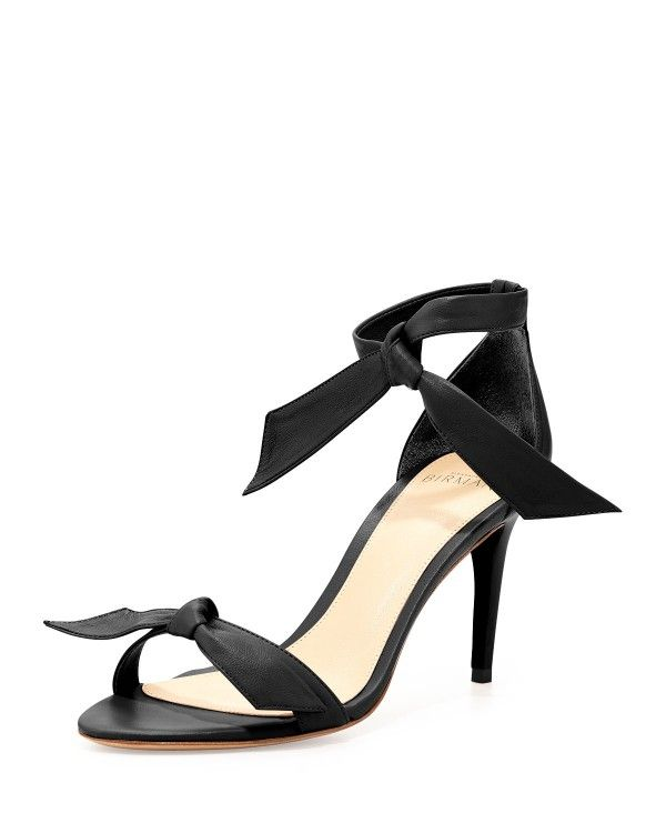 shop offer for sale Alexandre Birman Lace-Tie Bow Sandals buy cheap footlocker pictures clearance cost extremely sale online pictures sale online qIUz5da47
