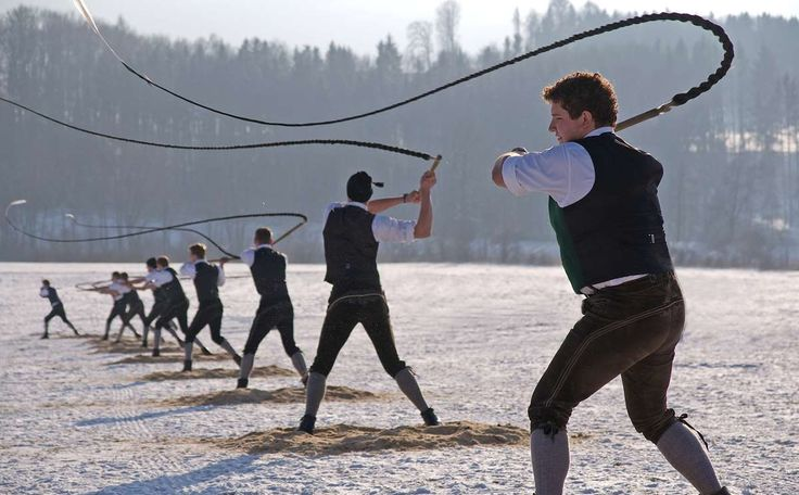 61. Rupertigau-Preisschnalzen in Saaldorf - Echtes Brauchtum - Berchtesgadener Land Blog