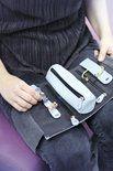 bol.com   MelanO reisetui (Travel Pouch) - dames - grijs - one size